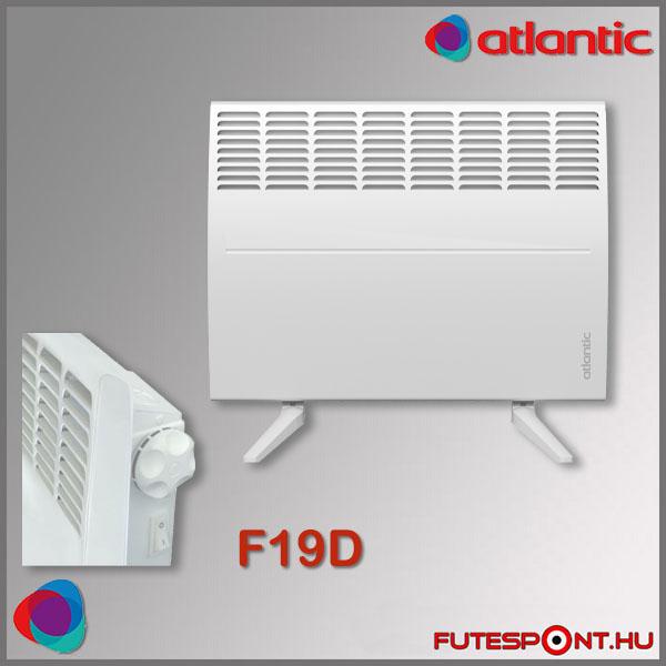 Atlantic F19D mobil konvektor